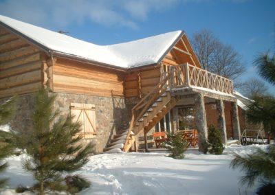 Dom Góralski Mazury