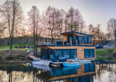 Dom na wodzie