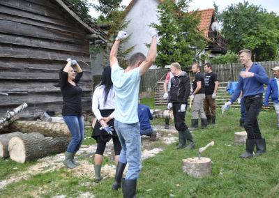 integracja na Mazurach