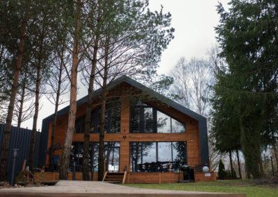 Dom Borowa Przystań